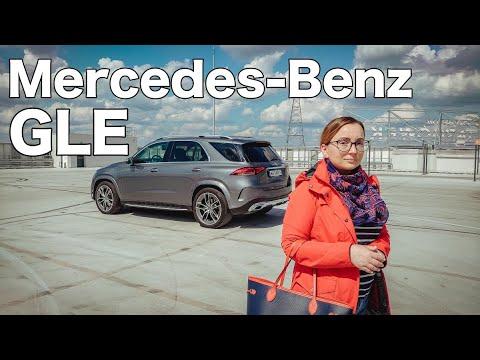 Mercedes Benz GLE 300d - test i recenzja - Jest Pięknie za kierownicą [ENG SUBS]