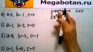 Номер 22 3 Алгебра 8 класс Мордкович