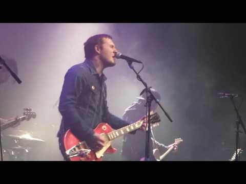 Brian Fallon Wonderful Life + Rockin in the free world live Bremen