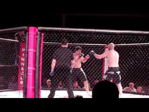 Beau Laughridge vs Brian Geraghty RD1
