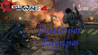 Gears of War 4 En linea Duelo por Equipos
