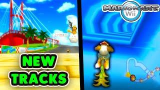 *NEW* Custom Tracks in Mario Kart Wii CTGP (February 2021 Update)