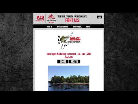 Kolar Toyota ALS Fishing Tournament: How To Fundraise With Facebook