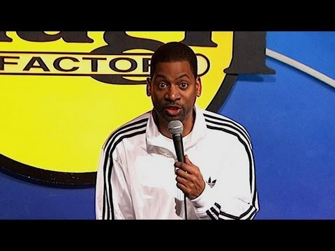 Tony Rock  Audra Knows Black People Stand Up Comedy