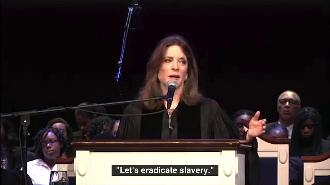 Marianne Williamson - The Task of the Heart