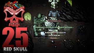 RED SKULL VACILÃO #25