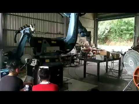 羅技方向盤串接 KUKA ROBOT
