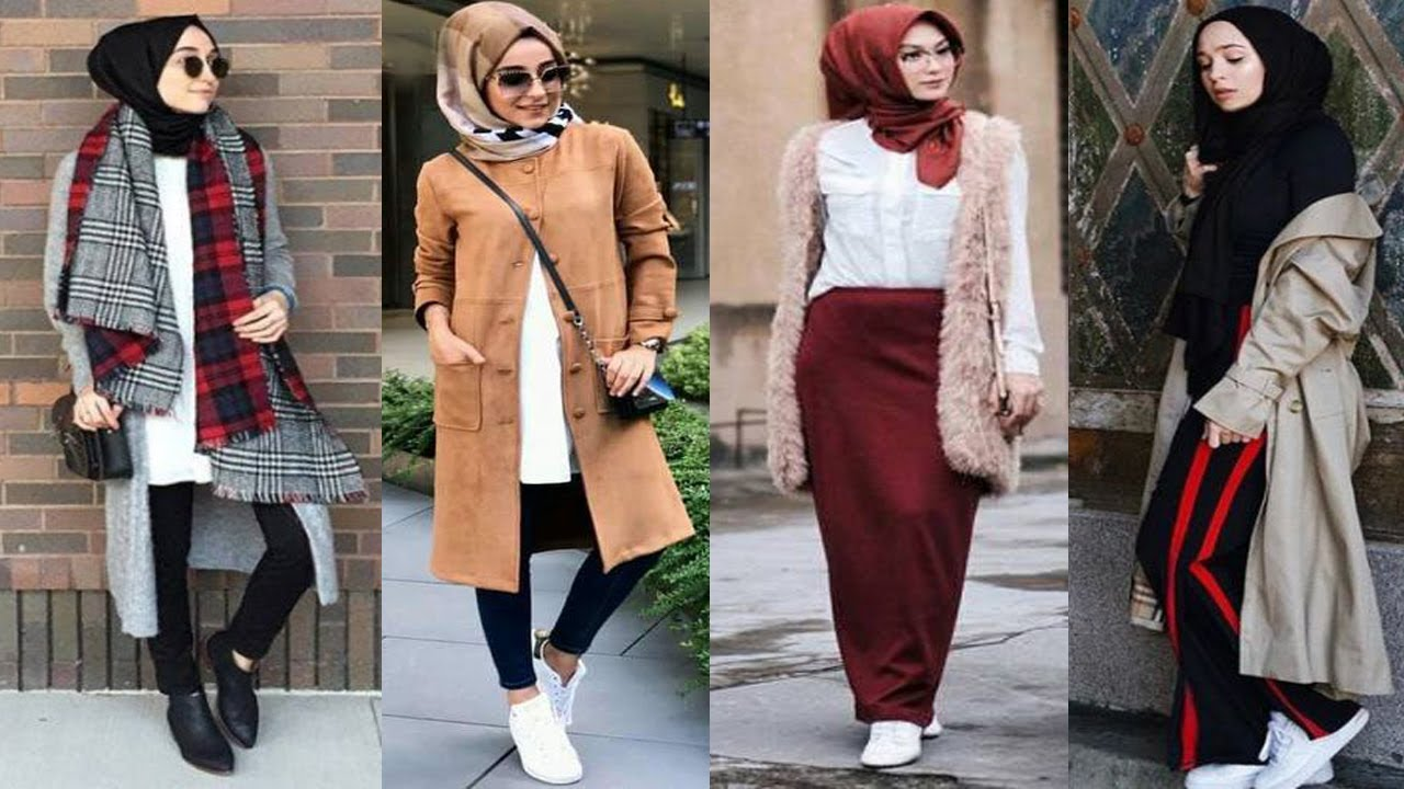 cute and casual winter hijab outfit youtube. Black Bedroom Furniture Sets. Home Design Ideas