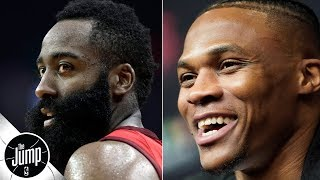 Mike D'Antoni has to make Westbrook and Harden work - Ohm Youngmisuk   The Jump