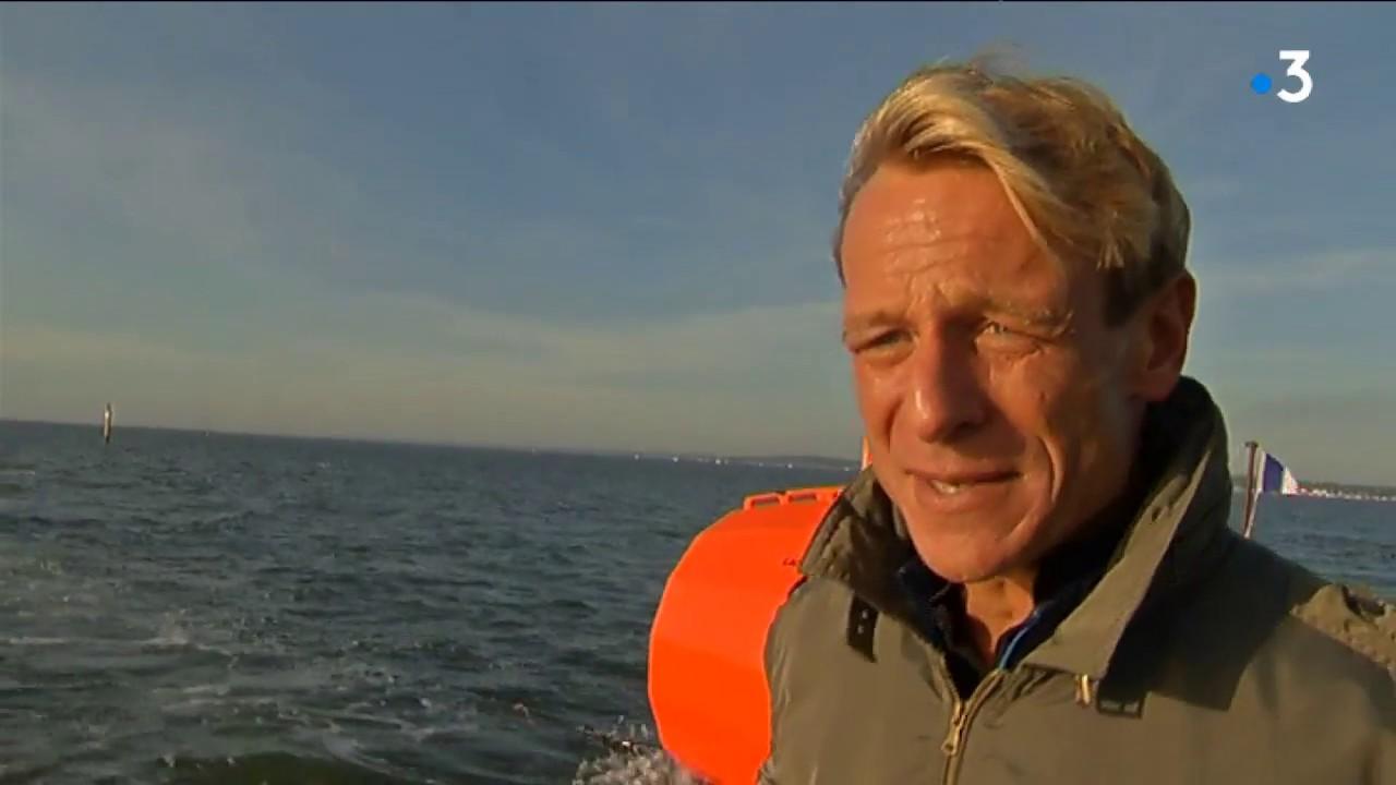 Traverser l 39 atlantique dans un tonneau le projet fou d 39 un habitant du bassin d 39 arcachon youtube - Bassin dans un tonneau marseille ...