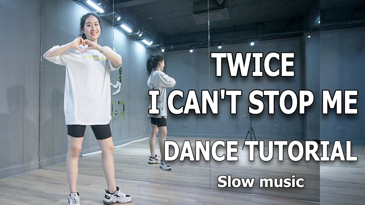 """Hướng dẫn nhảy vào nhạc TWICE """"I CAN'T STOP ME"""" ( Kpop dance tutorial ) [ Minh Hiền Official ]"""