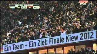 Germany vs Belgium 3-1 Euro 2012 Qualifiers [11/10/11] All Goals