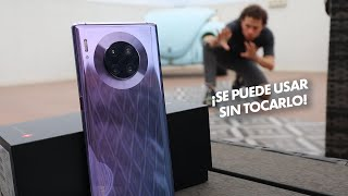 El primer teléfono de Huawei que YA NO USA GOOGLE! 😱 | Mate 30 Pro