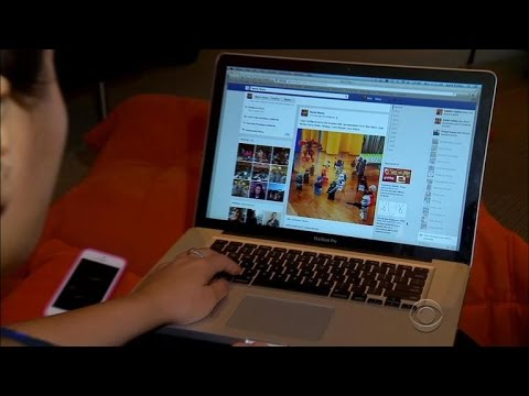 Are social media postings public or private?