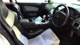 Aston Martin DBS Coupe Review