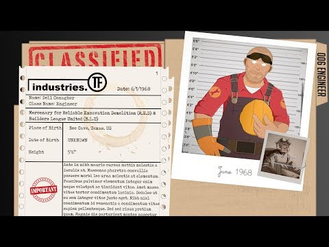 TF2: A Complete History of the Engineer