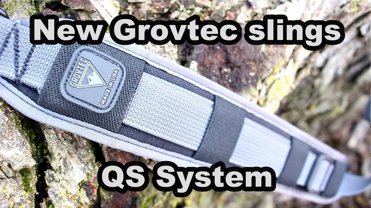New slings by Grovtec QS system