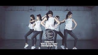 [FANATICS] Jessica Mauboy - Kick Up Your Heels | waackxxxy Choreography