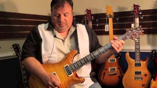 2012 Prs Brent Mason Collection #065