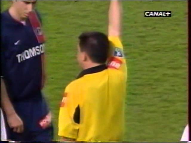 PSG-Ajaccio (saison 2003-2004)