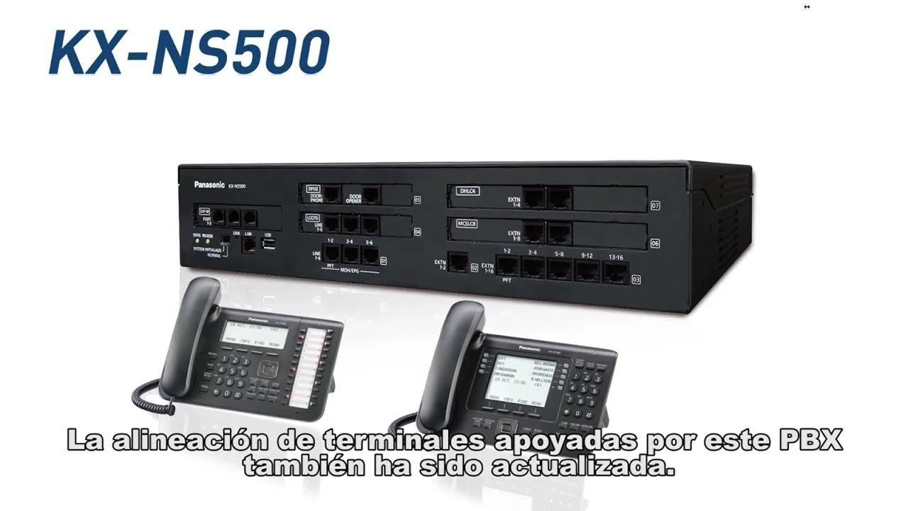 Planta Telef U00f3nica Panasonic Kx Ns500 Manual Guide