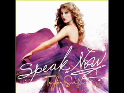 Taylor Swift - Speak Now - Full album leak download 2010