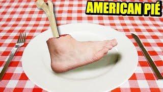 AMERICAN PIÉ... (Menudo juego de palabras)