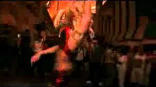 Jesse Jane dancing in Vegas
