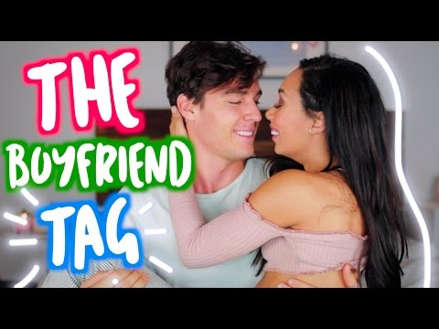 THE BOYFRIEND TAG! Adam And Eva ♡ | MyLifeAsEva