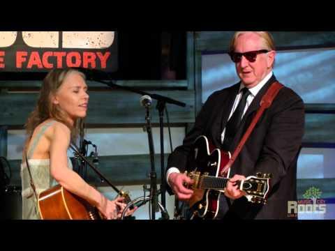 """Gillian Welch & Dave Rawlings w/ T Bone Burnett """"Everything Is Free"""""""