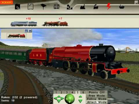 hornby virtual railway