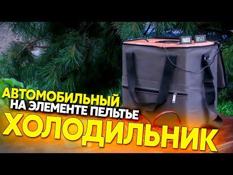 Автохолодильник на элементах пельтье своими руками