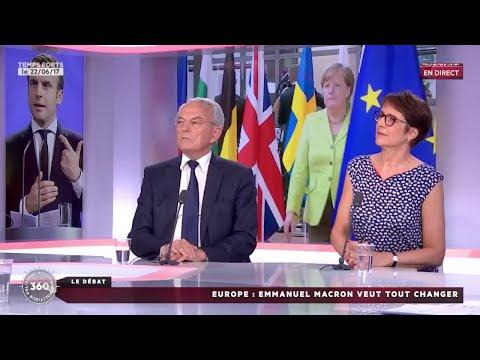 Politique 360 - les temps forts de la semaine (26/06/2017)