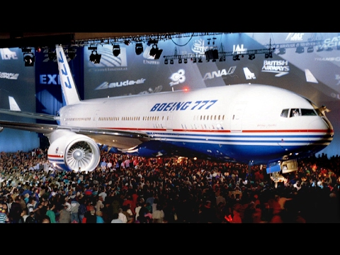 Five Amazing Facts About The Boeing 777