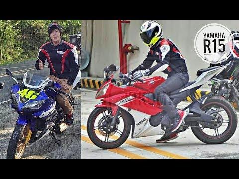 Yamaha YZF R15 Walk Around (Rider KiKOMi) Yamaha R-Series Philippines