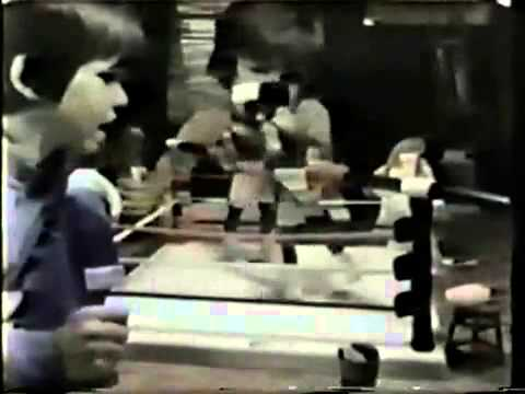 Muhammad Ali - Boxing Ring - Vintage - TV Toy Commercial - TV Spot - TV Ad -1976