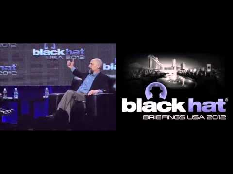 Black Hat USA 2012 - An Interview with Neal Stephenson