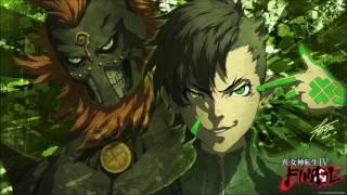 SMT IV: Apocalypse - Betraying Dagda/Skins and Fujiwara Battle Theme [HQ]