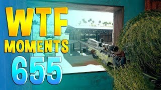 PUBG WTF Funny Daily Moments Highlights Ep  655