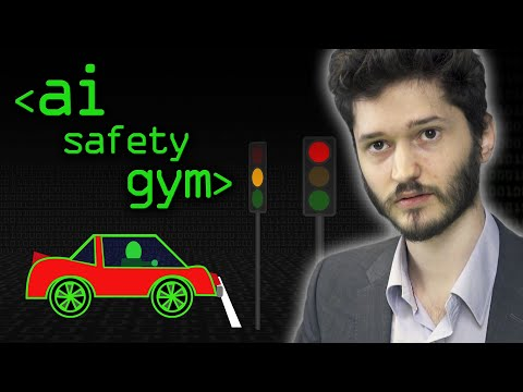 AI Safety Gym - Computerphile