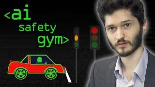 AI Safety Gym - Computerphile