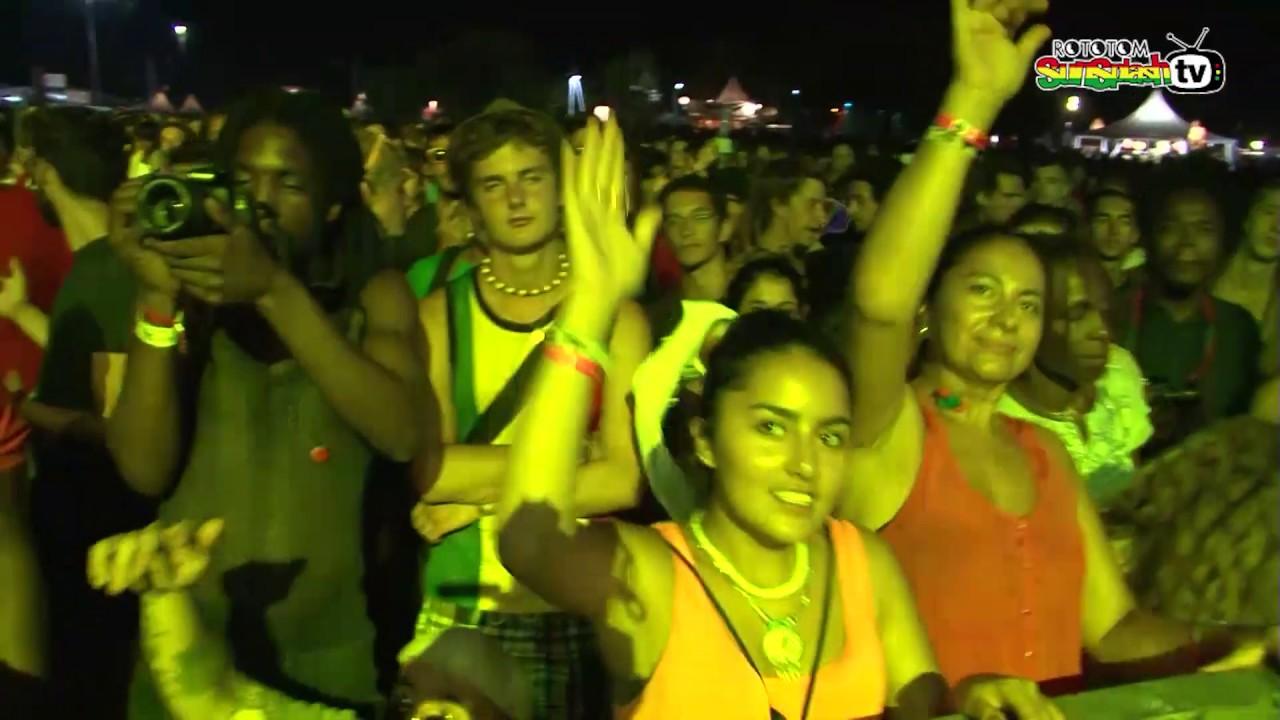 Download LEROY SIBBLES (Heptones) & JOHN HOLT ft LLOYD PARKS & We The People Band live @Main Stage 2013