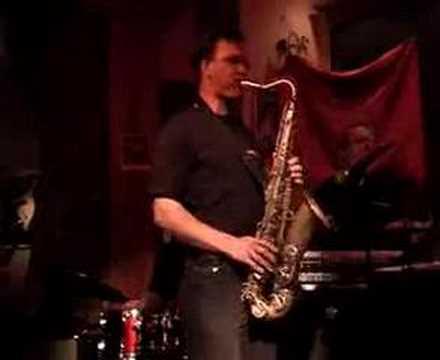 Hammond's Bolero - JON HAMMOND Band NYC