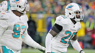 Reshad Jones talks about being benched in the first quarter in their defeat to the Packers