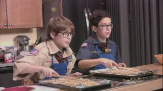 Cooking with Scouts Jan 2017