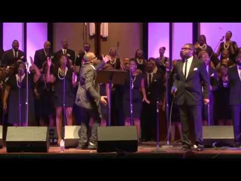 Strong Tower - AME International Mass Choir