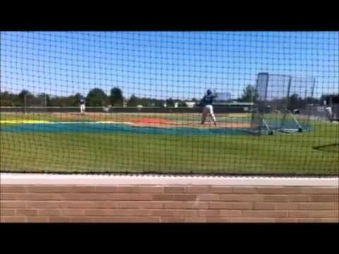 Matthew Bowles-John A Logan baseball