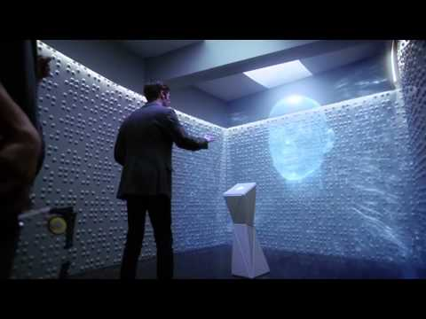 The Flash 1x20 - Team Flash Talks To Gideon Opening Scene [HD]
