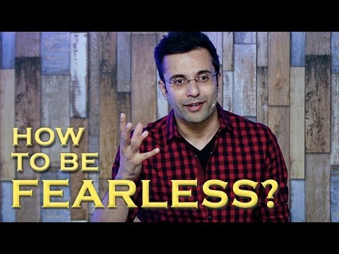 How to be FEARLESS - By Sandeep Maheshwari I Hindi