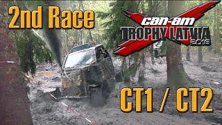 """5th stage """"Signāls EM Trophy V2"""" Madona - CT 2nd race"""